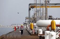 Giá dầu giảm mạnh sau khi Libya nối lại hoạt động của các cảng