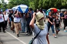 Bạo lực tiếp diễn tại Nicaragua, thêm 12 người thiệt mạng