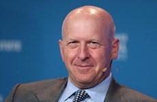 Ông David Solomon chính thức trở thành tân CEO Goldman Sachs
