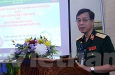 Việt Nam và Lào tăng cường hợp tác trong lĩnh vực quân y