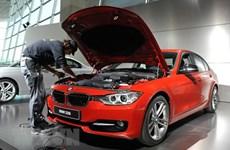 Hàn Quốc sẽ thu hồi xe ôtô BMW 520d sau hàng loạt sự cố cháy nổ