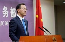 Trung Quốc: Chính Mỹ đã đóng cánh cửa đàm phán thương mại