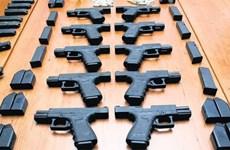 Cơ quan an ninh Nga triệt phá một đường dây buôn lậu vũ khí từ EU
