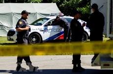 Canada: Xả súng tại Toronto khiến ít nhất 10 người bị thương