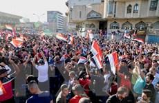 Làn sóng biểu tình ở miền Nam Iraq bước sang tuần thứ hai