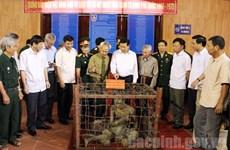 Truy tặng danh hiệu Anh hùng LLVTND cho liệt sỹ Nguyễn Đình Xô
