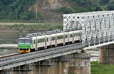 Hàn-Triều kiểm tra chung hệ thống đường sắt ở khu vực phía Tây