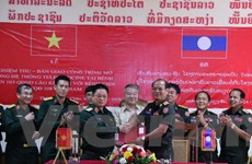 Quân đội Việt Nam giúp Lào nâng cao chất lượng khám chữa bệnh từ xa