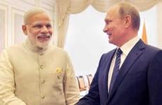 Thủ tướng Ấn Độ gặp Tổng thống Nga và Chủ tịch Trung Quốc