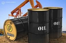 Giá dầu thế giới giảm hơn 2 USD/thùng do dự trữ dầu của Mỹ giảm