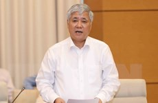 Bộ trưởng, Chủ nhiệm Ủy ban Dân tộc đăng đàn trả lời chất vấn