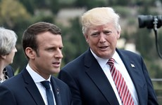 """Tổng thống Mỹ thích điện đàm """"vô bổ"""" với Tổng thống Pháp"""