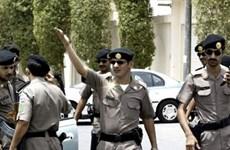 Saudi Arabia bắt giữ đối tượng tình nghi âm mưu tấn công khủng bố