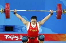 ASIAD 2018: Trung Quốc tan mộng giành huy chương vàng môn cử tạ