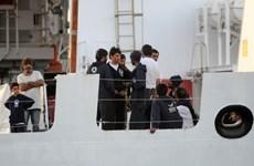 """""""Hố sâu ngăn cách"""" giữa lòng nhân đạo và chính sách di cư của EU"""