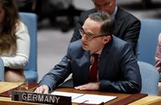 Đức hối thúc châu Âu hình thành một đối trọng với Mỹ