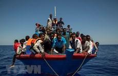 Libya từ chối tiếp nhận những người nhập cư bất hợp pháp