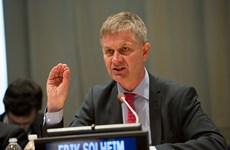 Quan chức đứng đầu Liên hợp quốc về môi trường thăm Triều Tiên