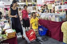 Sách thiếu nhi - điểm nhấn tại hội chợ sách quốc tế ở Bắc Kinh