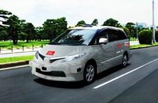 Thử nghiệm dịch vụ taxi chở khách tự động đầu tiên trên thế giới
