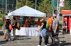 Việt Nam tham gia hội chợ có quy mô lớn nhất tại Canada