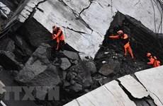 Vụ sập cầu cạn: Chính phủ Italy xem xét quốc hữu hóa cơ sở hạ tầng