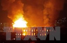 Hé lộ nguyên nhân vụ hỏa hoạn ở Bảo tàng quốc gia Rio de Janeiro