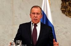 Ngoại trưởng Lavrov lên án người tung tin Nga can thiệp bầu cử Mỹ
