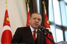 Tổng thống Thổ Nhĩ Kỳ đến Iran để hội đàm về tình hình Syria