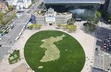 Hàn Quốc cử phái đoàn 200 người dự hội nghị thượng đỉnh liên Triều