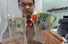Đồng đôla Australia giảm mạnh trước cuộc chiến thương mại Mỹ-Trung
