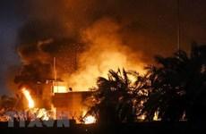 Iran khai trương lãnh sự quán mới tại thành phố Basra của Iraq