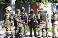 Mỹ chỉ trích bầu cử do Nga hậu thuẫn ở thành trì nổi dậy Ukraine