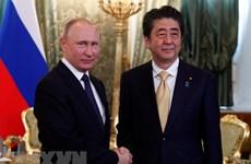 Quan hệ Nga-Nhật có khởi sắc sau đề nghị ký hiệp định hòa bình?