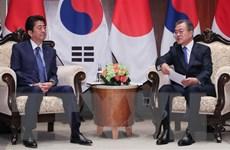 Hàn Quốc và Nhật Bản hội đàm về các mối quan tâm chung