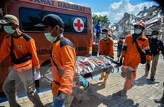 Động đất, sóng thần ở Indonesia: Số người chết lên tới gần 1.250