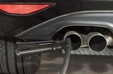 Đức chủ trương giảm ô nhiễm không khí do xe động cơ diesel