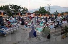 Indonesia tăng cường lực lượng cứu hộ và đảm bảo an ninh tại Palu