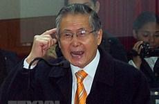 Tòa án Peru hủy lệnh ân xá với cựu Tổng thống Alberto Fujimori