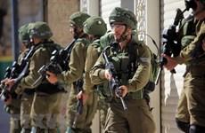 Israel tăng cường lực lượng dọc theo biên giới với Dải Gaza