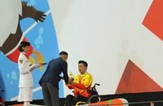 Ngày thi thứ 2 ở Asian Para Games 2018: Chờ tin vui từ bơi, cử tạ