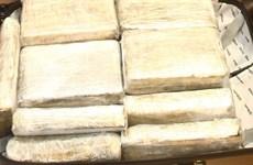 Iran thu giữ hơn 1 tấn heroin ở khu vực biên giới phía Tây Bắc