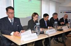 Doanh nghiệp châu Âu ủng hộ mạnh mẽ việc ký kết EVFTA