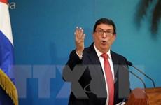 Cuba phản đối hoạt động chống La Habana của Mỹ ở trụ sở LHQ