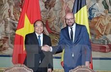 Thủ tướng Bỉ khẳng định ủng hộ việc sớm ký và phê chuẩn EVFTA