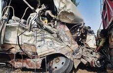 Tai nạn thảm khốc ở Pakistan, hơn 50 người thương vong