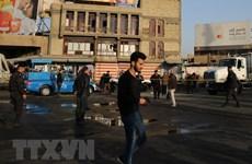 Đánh bom xe khiến hàng chục người thương vong tại miền Bắc Iraq