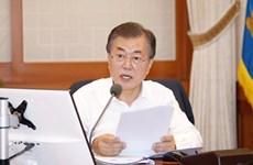 Tổng thống Hàn Quốc Moon Jae-in và sứ mệnh ủng hộ Triều Tiên