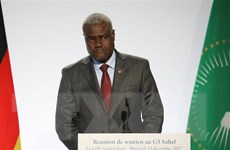 Liên minh châu Phi triển khai quan sát viên bầu cử tới Madagascar
