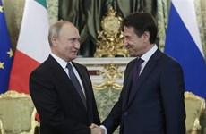 Italy có thể phủ quyết các lệnh trừng phạt của EU đối với Nga